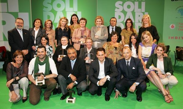 Los premios de solidaridad Telva y absurdos enfrentamientos