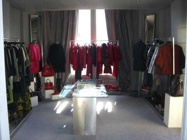 Mi oficina: el showroom de Pedro del Hierro