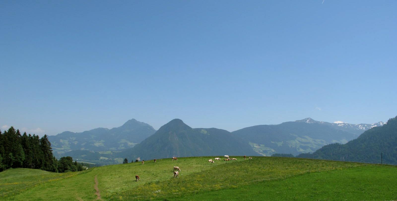 """Vista maravillosa de """"El Tirol"""""""