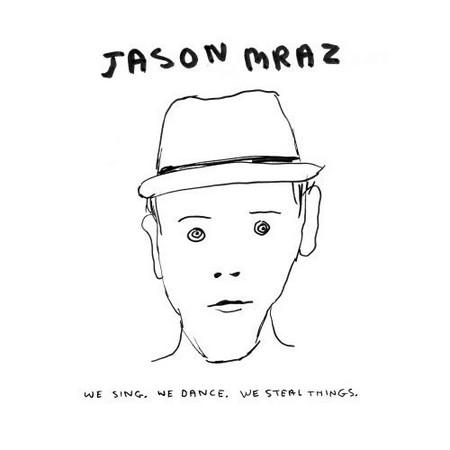 Portada del gran disco de Jason Mraz