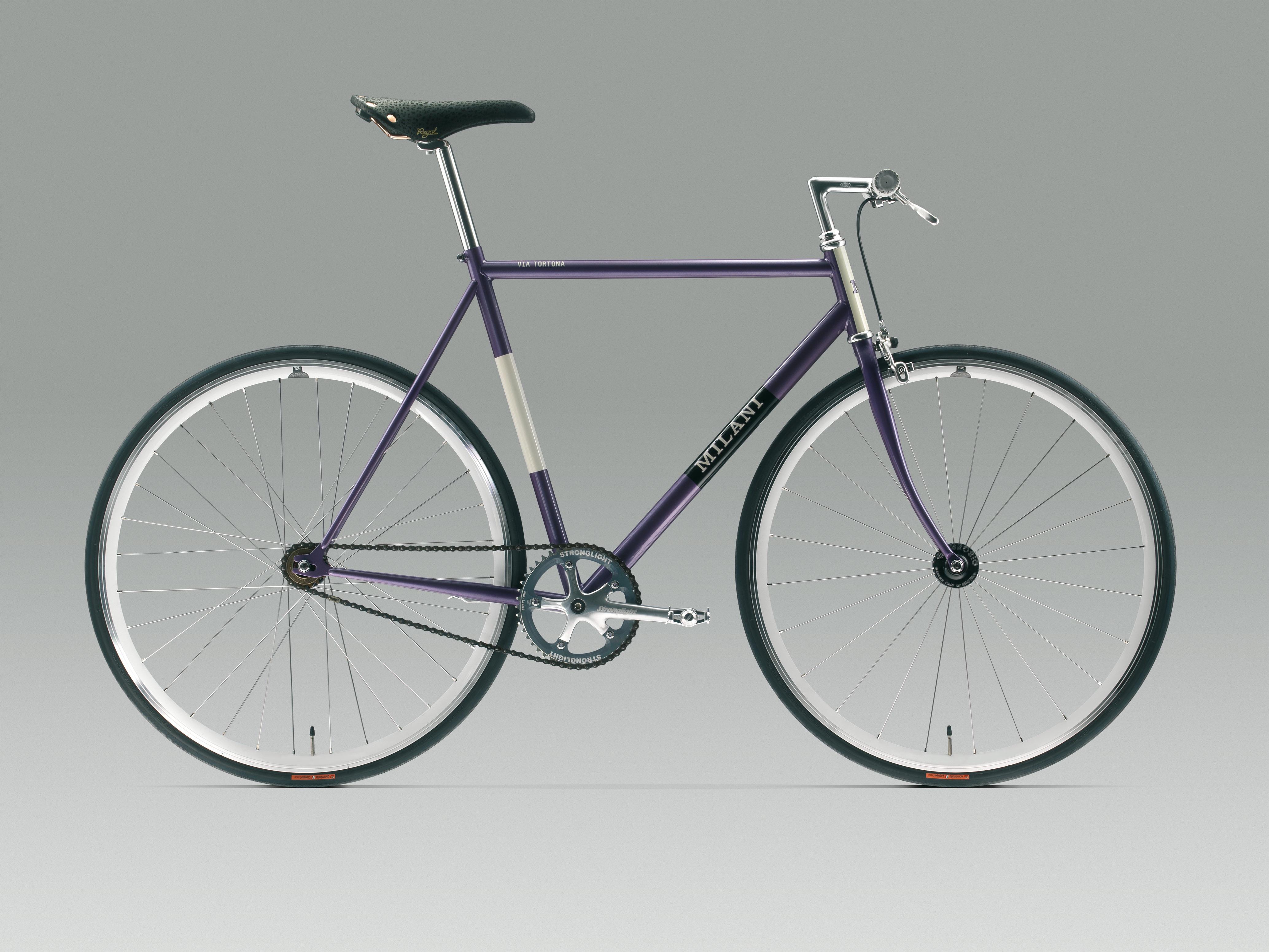 """Bici superdesign de la marca """"Milany Cycles"""" de mis amigos Celeste Pietro Milani y su mujer Paula...No es la bomba???"""