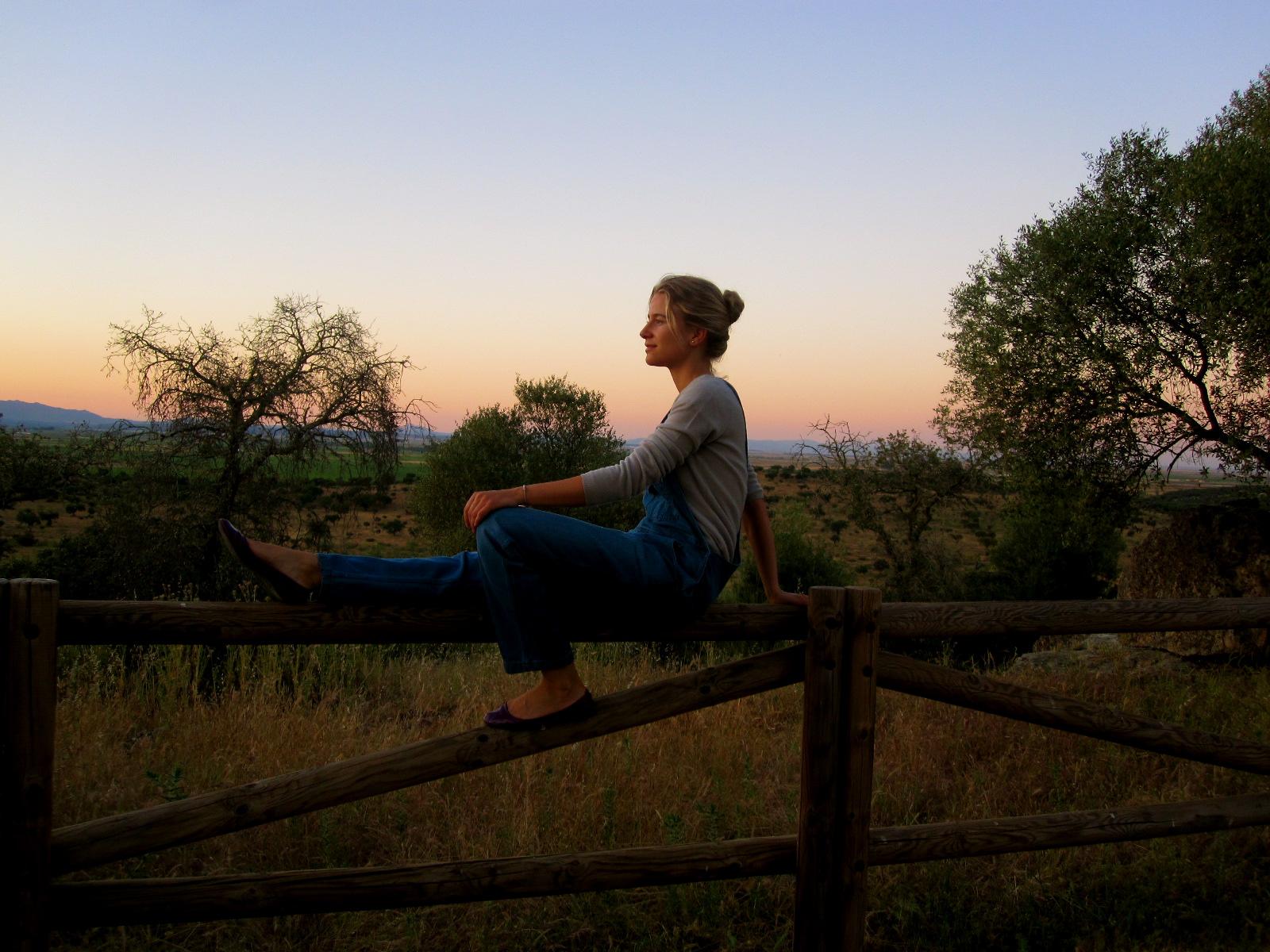 Y para descansar…Una escapadita a los campos extremeños…
