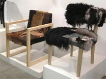 Gilles Ricart y Curro Ulzurrum se unen para crear muebles revolucionarios