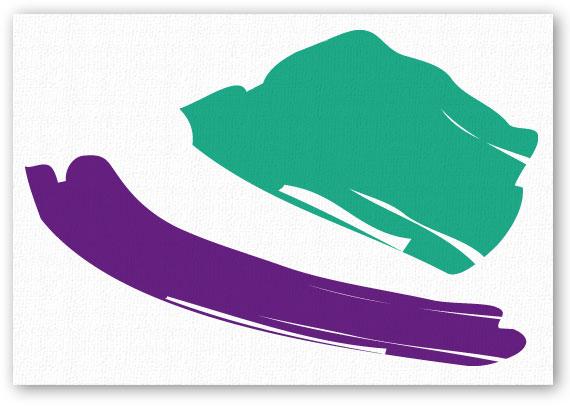 3 formas de hacer color morado - wikiHow
