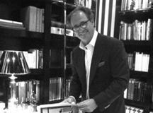 Luis Bustamante, el decorador del momento