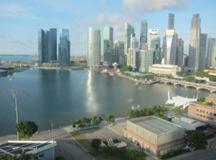 Singapur, escala con perspectivas