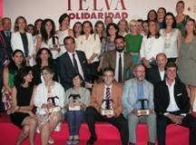 Premios TELVA Solidaridad 2012