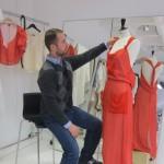 En el taller de Nicolás Vaudelet