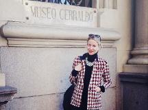 Visitando exposiciones en Madrid…