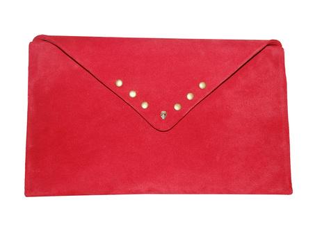 cartera roja