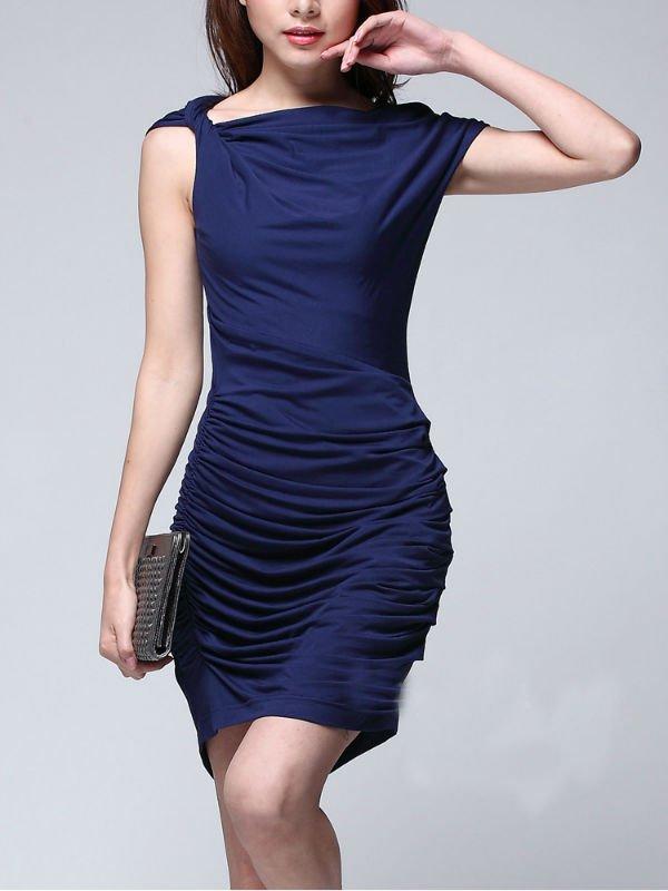 Evening_dress_fashion_2012_sleeveless_blue_short_dress