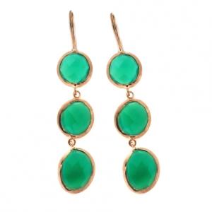pendientes-con-agata-verde-3-piedras