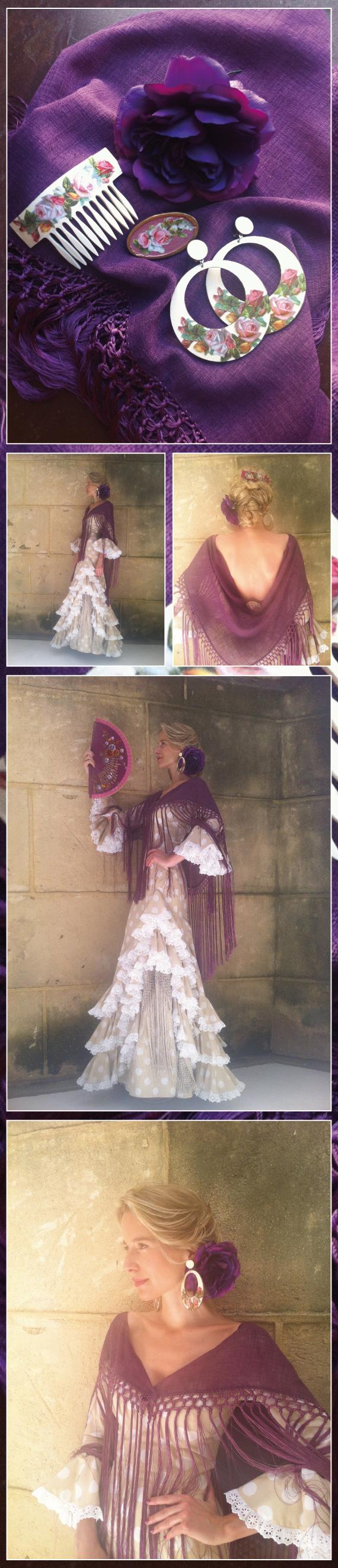 Complementos para el vestido de María León