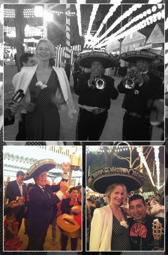 Momento Mexico lindo de María León