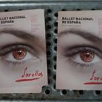 Entre bambalinas con el Ballet Nacional de España, en el estreno de Sorolla
