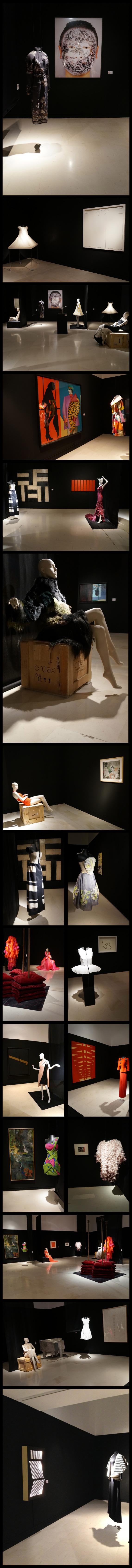Exposición de Instituto Valenciano de Arte Moderno con asesoramiento de Maria Leon