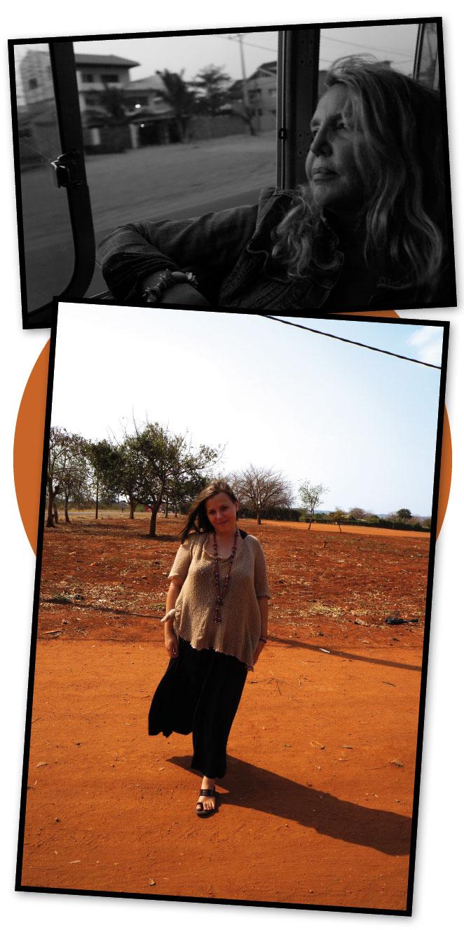 María León nos muestra a Cristina Muñoz y Carla Esteban de la fundación SOS