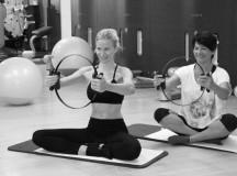 Una buena clase de Pilates en RBK Sport Club