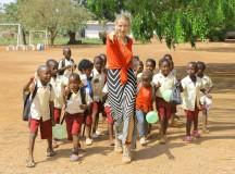 Conociendo de cerca la labor de la Fundación SOS en Mozambique