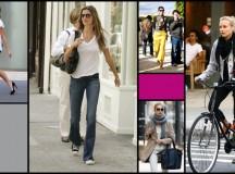 El Street Style de las celebrities