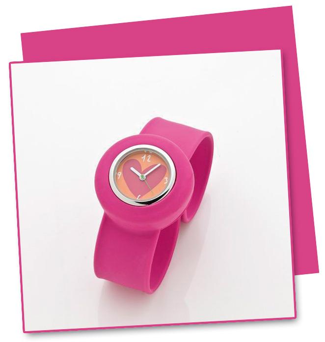 Reloj original, como los de Agatha Ruiz de la Prada