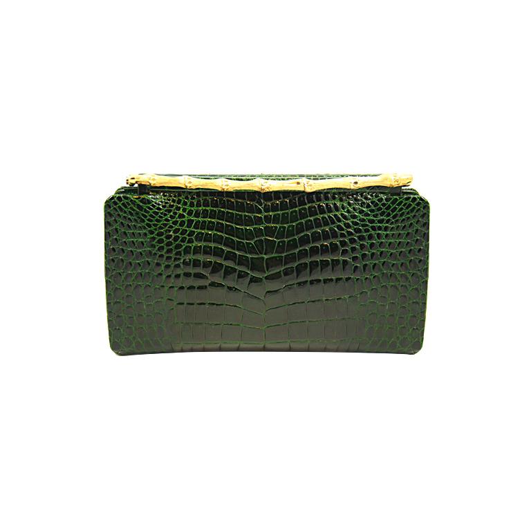 bolsa-verde-cocodrilo