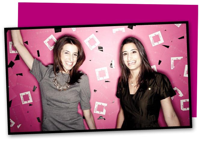 Hayley y Katia de Birchbox