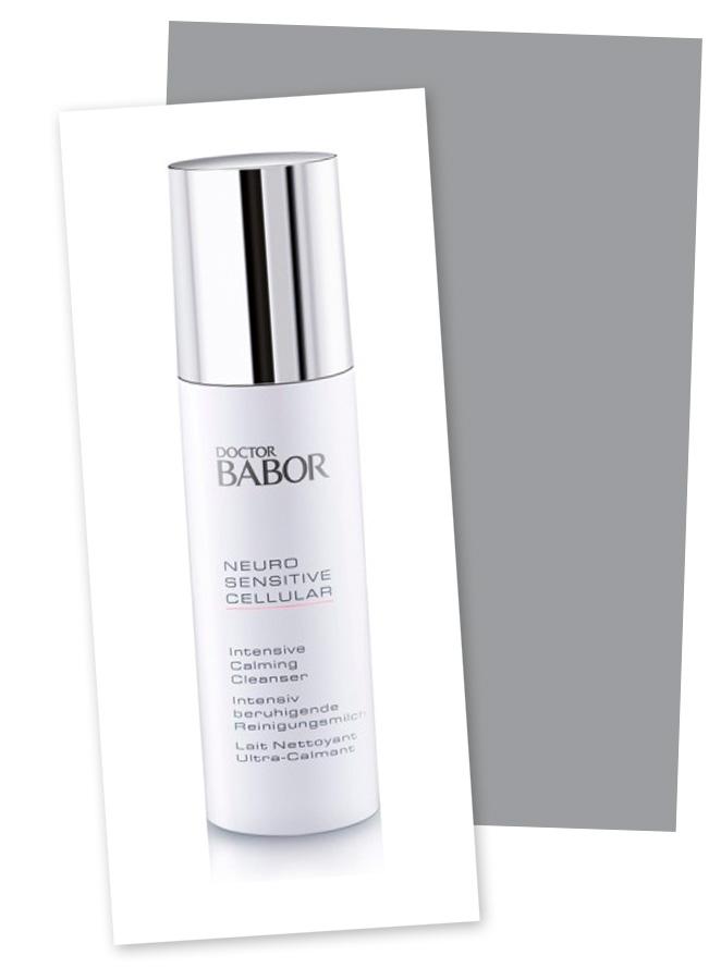 Neuro Sensitive Intensive Calming Cleanser de Babor.