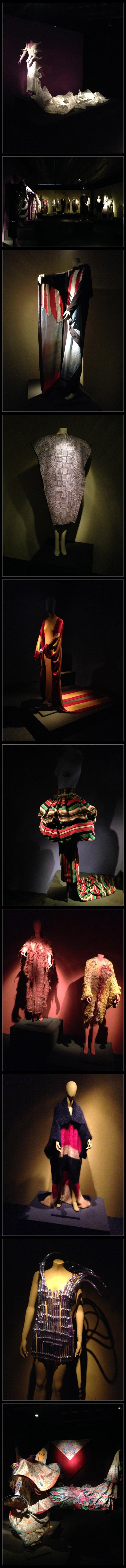 Inauguración de la exposición en el museo del traje