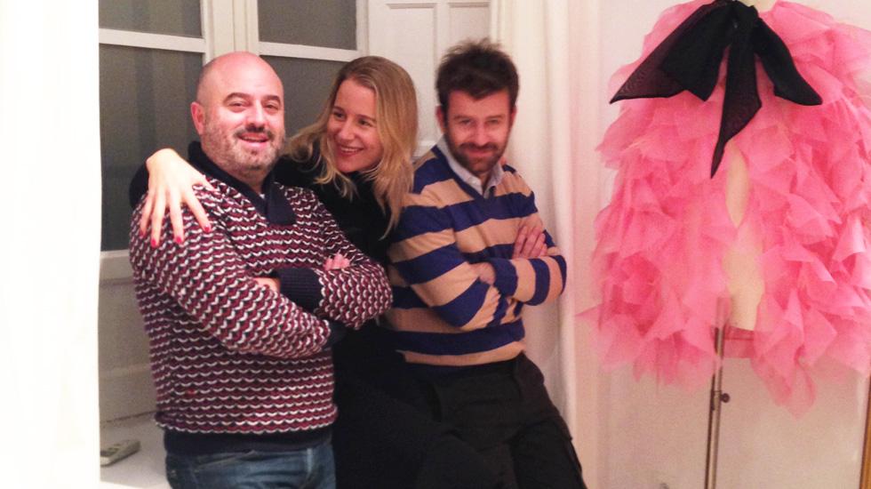 Antonio García, diseñador de moda - Blog María León Style | Blog ...