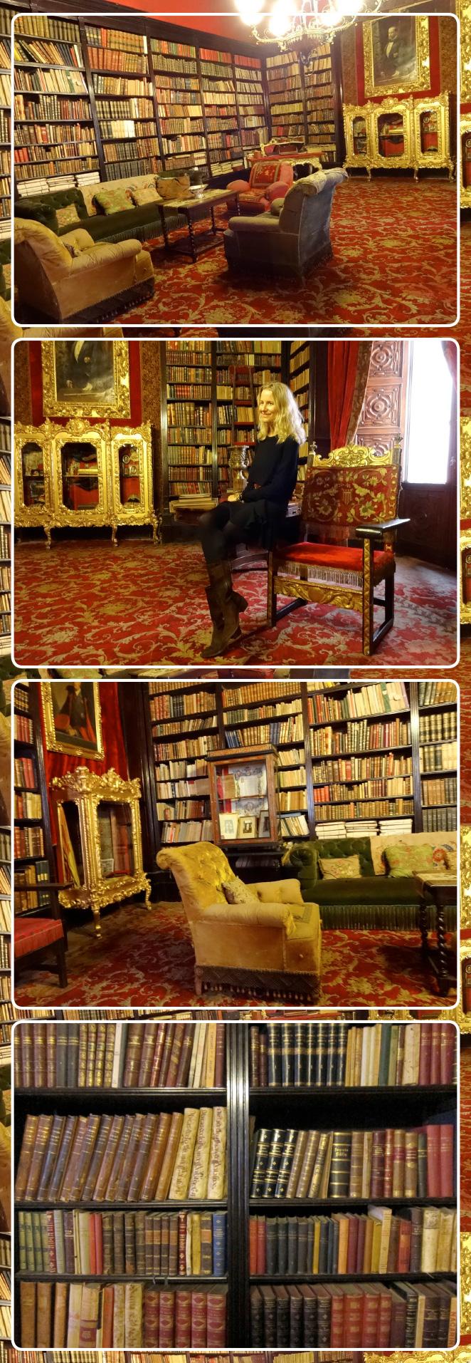La Biblioteca se conserva intacta desde el siglo XX