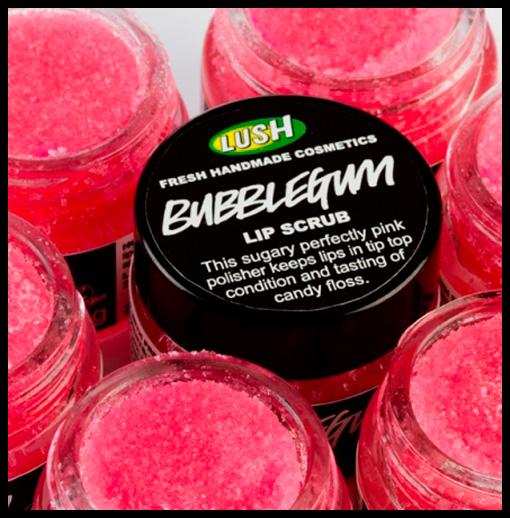 Bubblegum de Lush