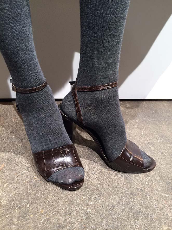 Zapatos Pedro del Hierro en Nueva York