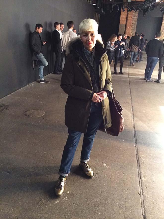 Momentos desfile Pedro del Hierro en Nueva York