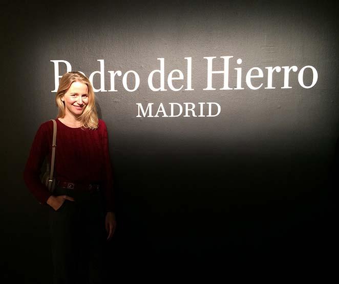 María León embajadora Pedro del Hierro