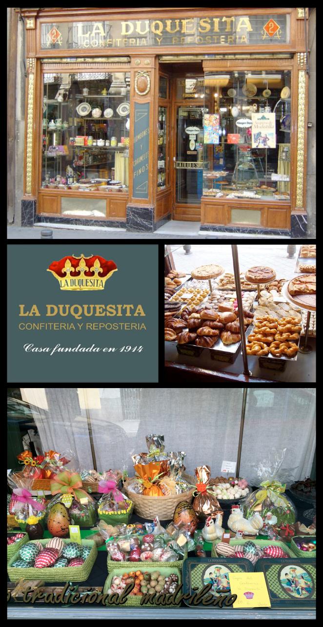 La Duquesita. Calle Fernando VI, 2
