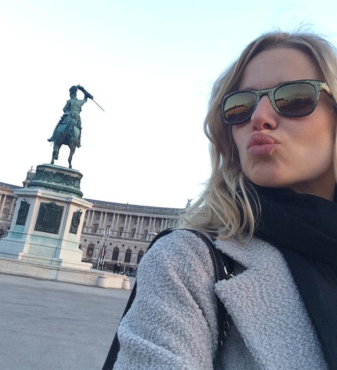 María León en Viena