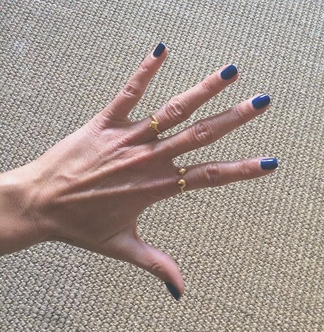Manicura de The Nails Couture.