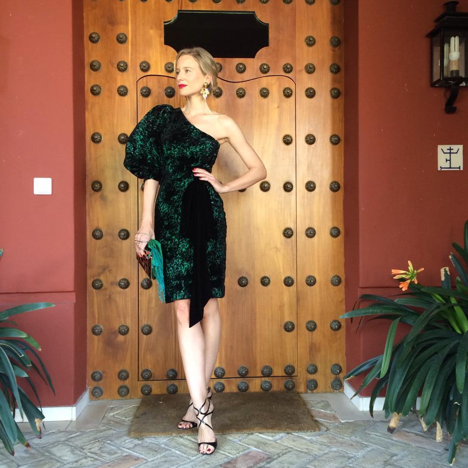 Look moda María León