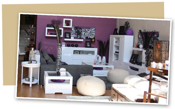 Tienda de muebles Banak de Madrid