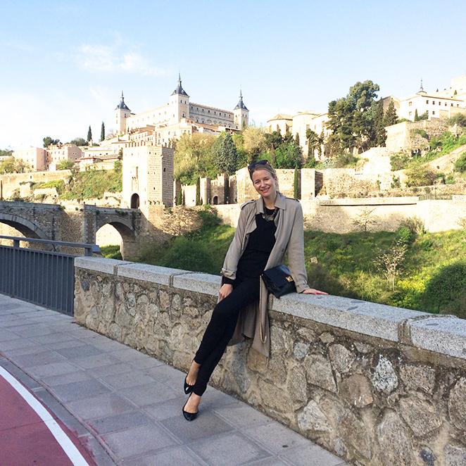 María León en Toledo