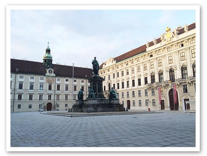 Museo Sisí, ubicado en los apartamentos imperiales - Viena