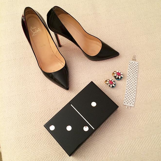 Zapatos de tacón de Louboutin