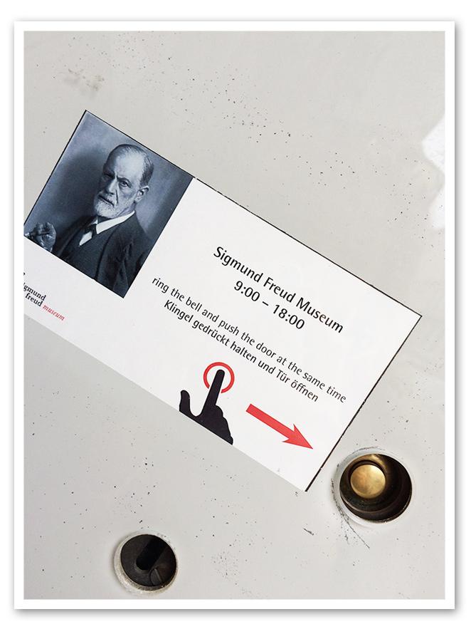 Visita al museo de lo que fue la Casa de Freud - Viena