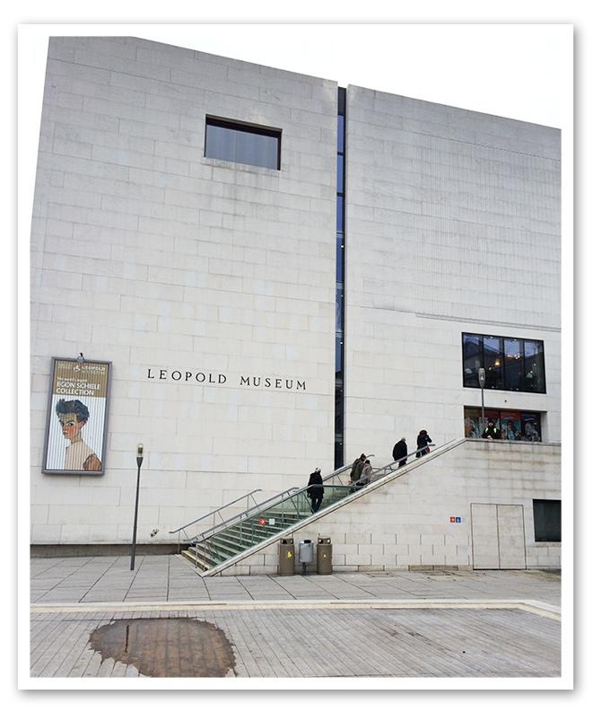 Museo Leopold en Viena