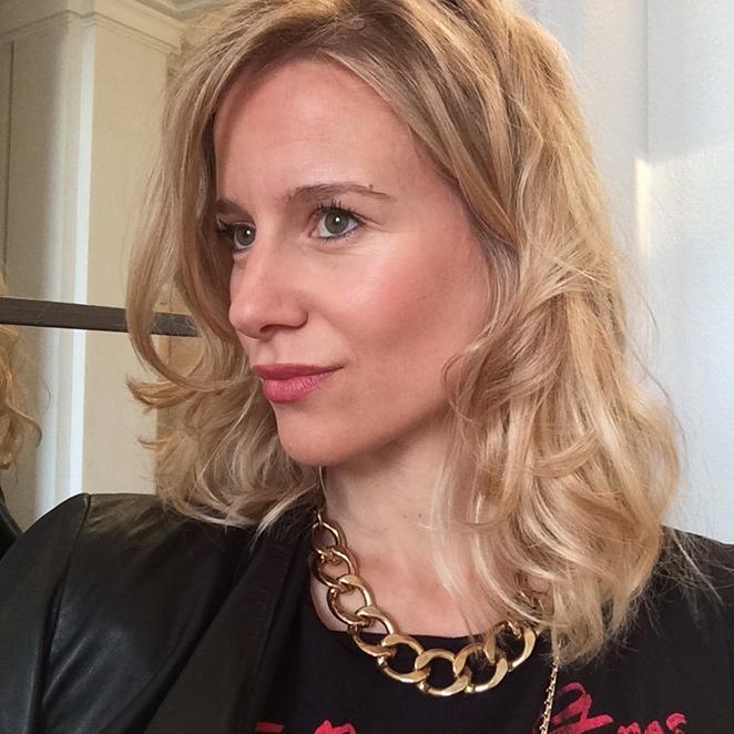Peinado de María Baras de Cheska