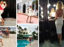 ¿Y qué looks elegí para mis días en Miami?