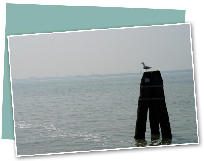 María León descubriendo nuevos lugares de Venecia