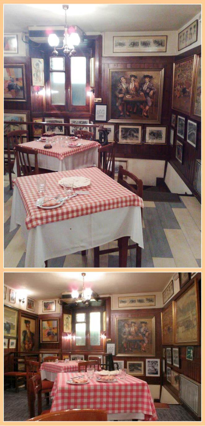 Casa Salvador, situado en la calle Barbieri, es un restaurante de culto para los madrileños
