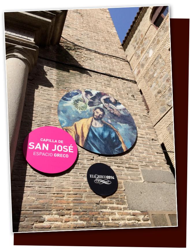Espacio Greco 01: Capilla San José